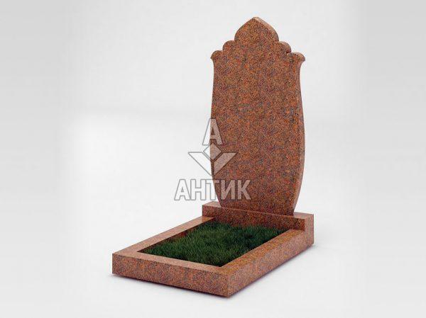 Памятник PAODIGR-032-13 Новоданиловский гранит фото