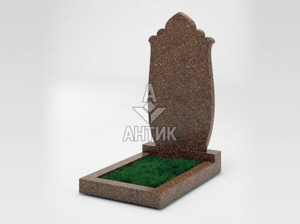 Памятник PAODIGR-032-20 Токовский гранит фото