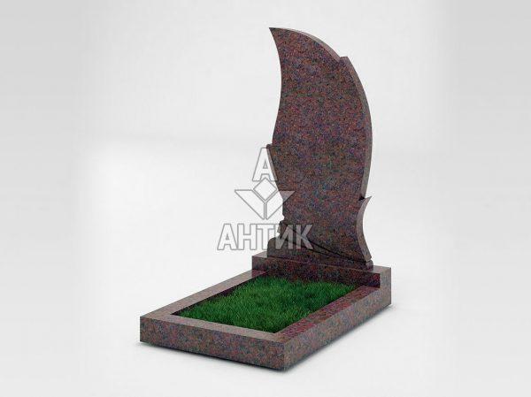 Памятник PAODIGR-033-06 Кишинский гранит фото