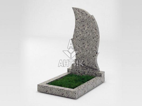 Памятник PAODIGR-033-07 Константиновский гранит фото