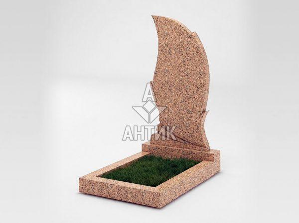 Памятник PAODIGR-033-12 Межиричский гранит фото