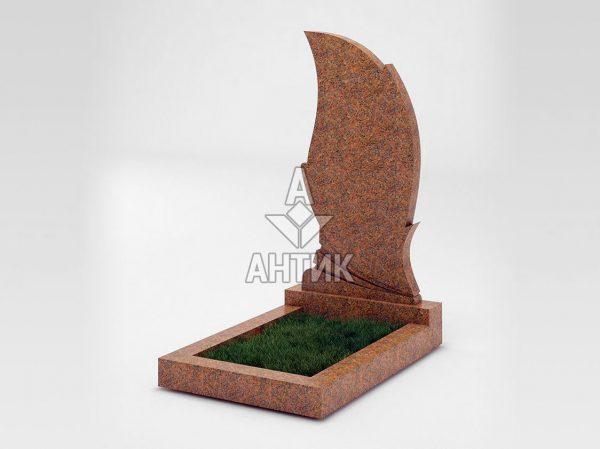 Памятник PAODIGR-033-13 Новоданиловский гранит фото