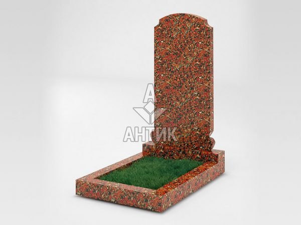 Памятник PAODIGR-034-05 Капустинский гранит фото