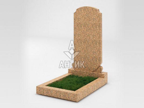 Памятник PAODIGR-034-12 Межиричский гранит фото