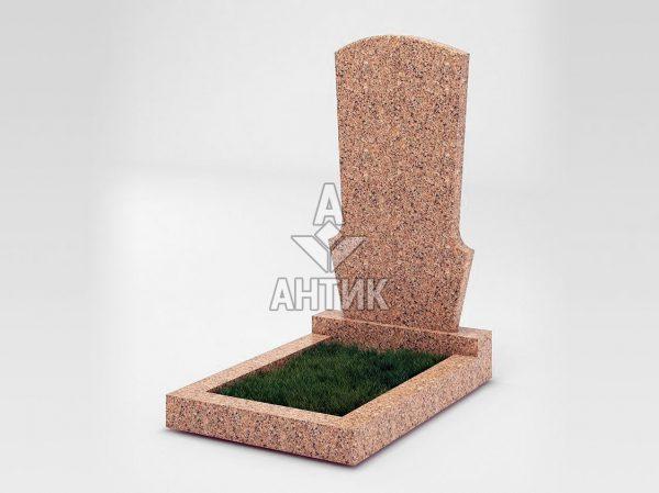 Памятник PAODIGR-035-12 Межиричский гранит фото