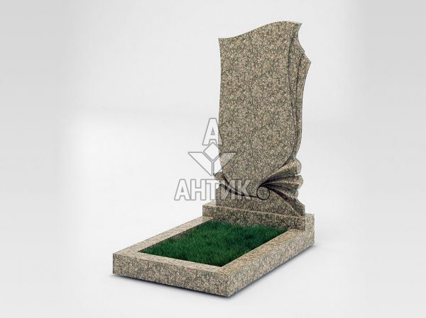 Памятник PAODIGR-036-03 Дидковичский гранит фото