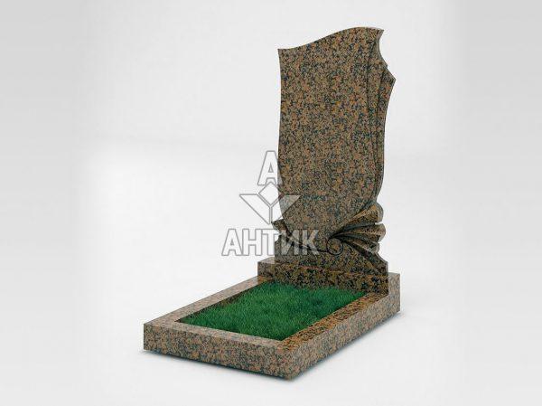 Памятник PAODIGR-036-04 Емельяновский гранит фото
