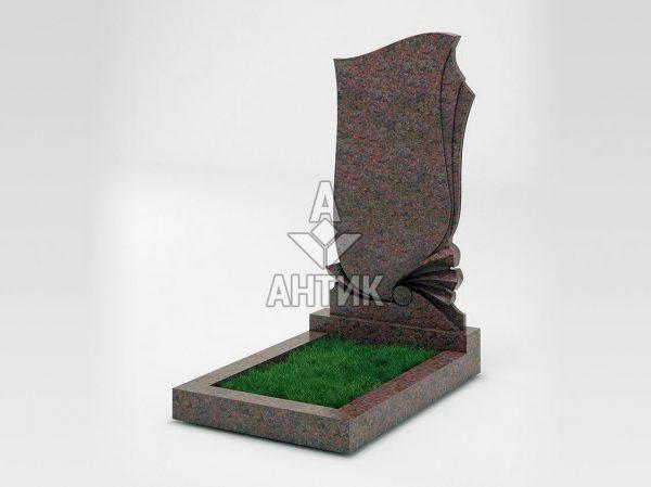 Памятник PAODIGR-036-06 Кишинский гранит фото