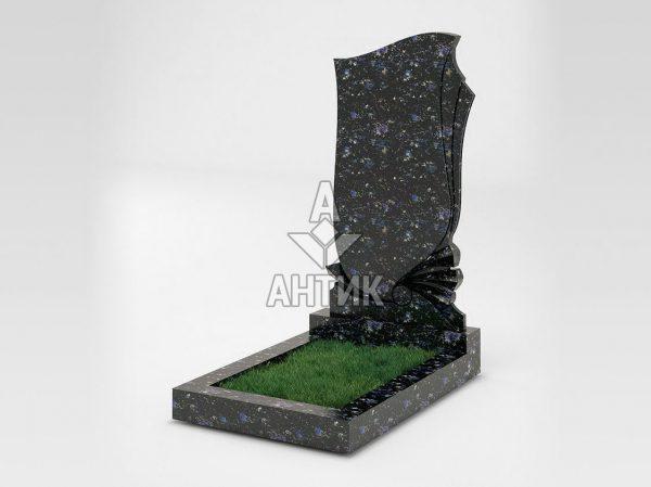 Памятник PAODIGR-036-14 Осныковский лабрадорит фото