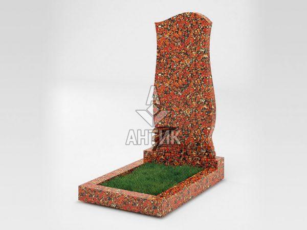 Памятник PAODIGR-037-05 Капустинский гранит фото
