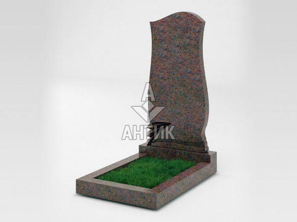 Памятник PAODIGR-037-06 Кишинский гранит фото
