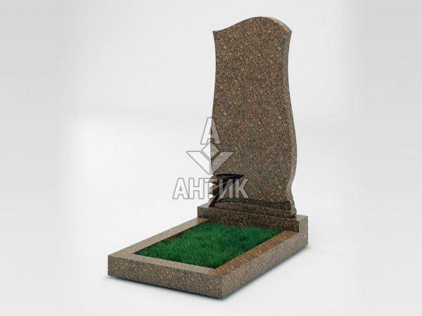 Памятник PAODIGR-037-20 Токовский гранит фото