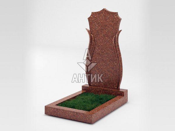 Памятник PAODIGR-038-20 Токовский гранит фото
