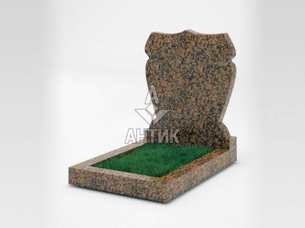 Памятник PAODIGR-039-04 Емельяновский гранит фото