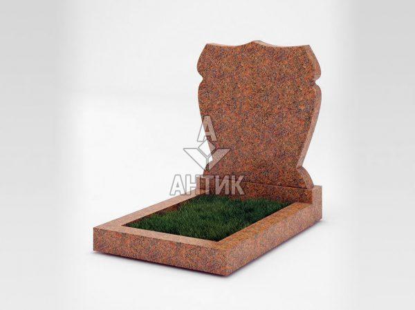 Памятник PAODIGR-039-13 Новоданиловский гранит фото