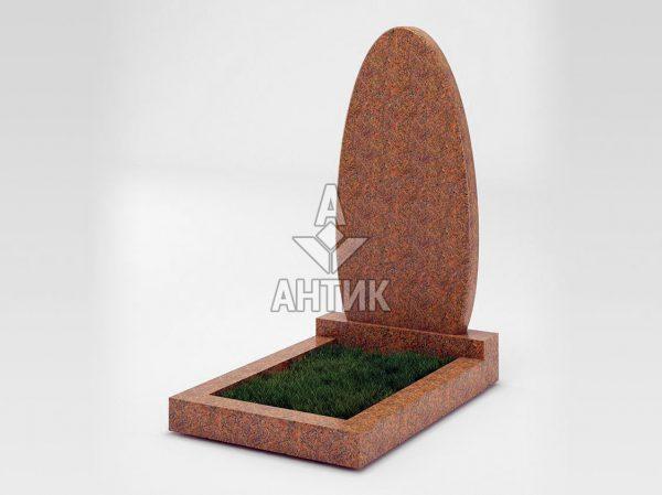 Памятник PAODIGR-040-13 Новоданиловский гранит фото