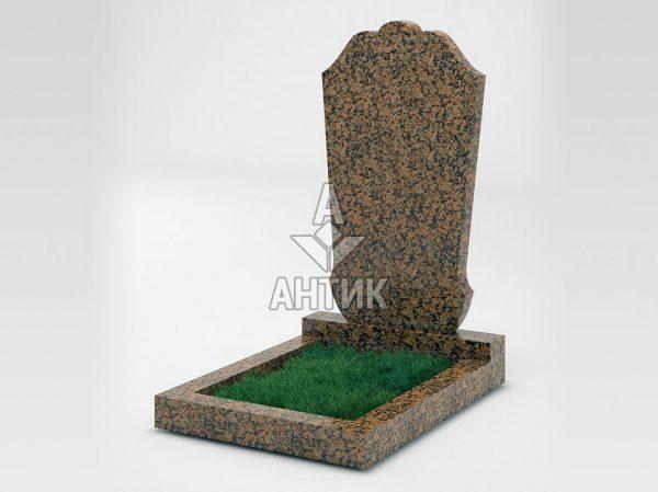 Памятник PAODIGR-051-04 Емельяновский гранит фото