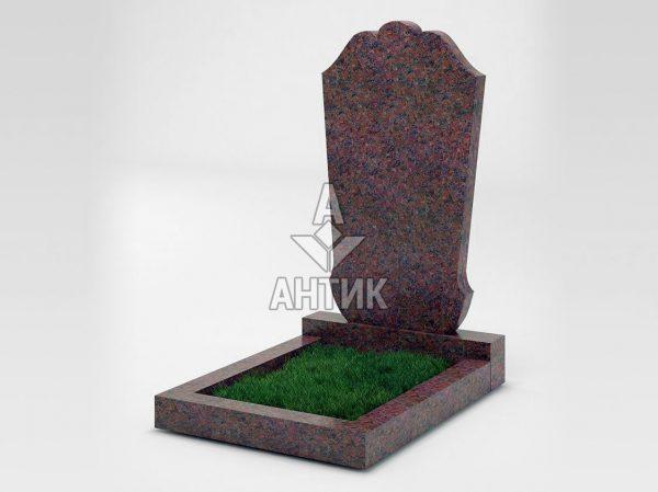 Памятник PAODIGR-051-06 Кишинский гранит фото