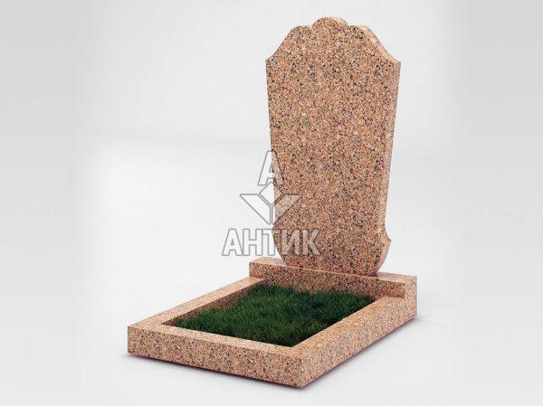 Памятник PAODIGR-051-12 Межиричский гранит фото