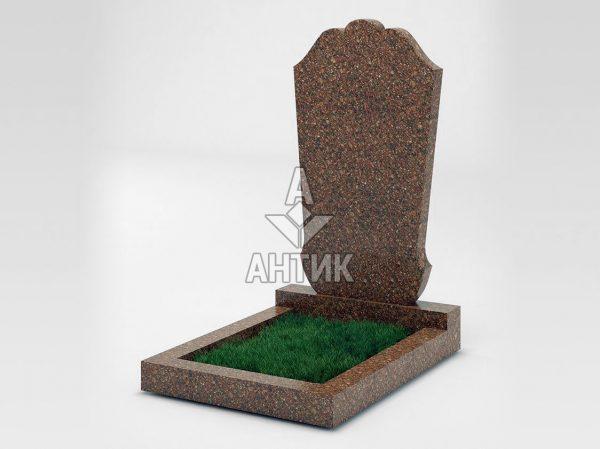 Памятник PAODIGR-051-20 Токовский гранит фото