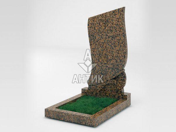 Памятник PAODIGR-052-04 Емельяновский гранит фото