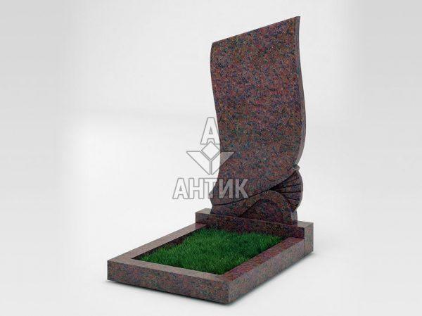 Памятник PAODIGR-052-06 Кишинский гранит фото