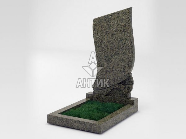 Памятник PAODIGR-052-11 Маславский гранит фото