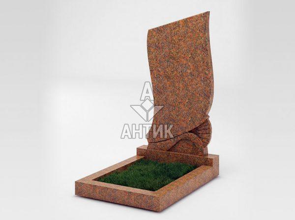 Памятник PAODIGR-052-13 Новоданиловский гранит фото