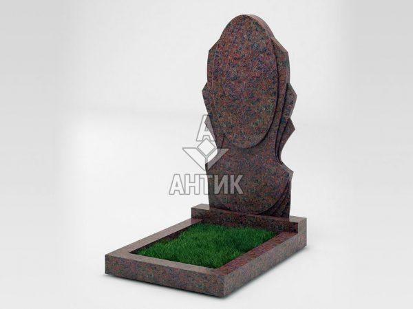 Памятник PAODIGR-053-06 Кишинский гранит фото