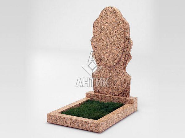 Памятник PAODIGR-053-12 Межиричский гранит фото