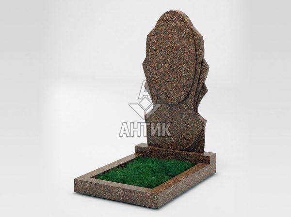Памятник PAODIGR-053-20 Токовский гранит фото