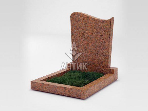 Памятник PAODIGR-054-13 Новоданиловский гранит фото