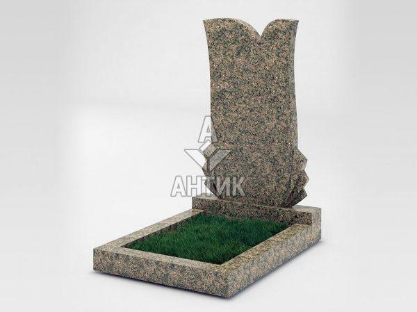Памятник PAODIGR-055-02 Васильевский гранит фото