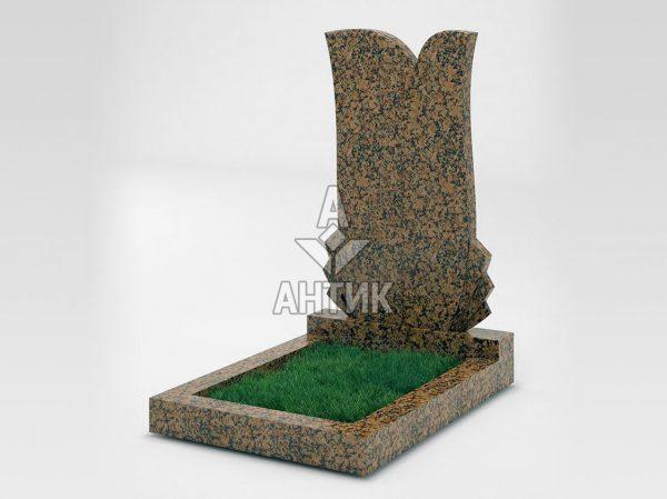 Памятник PAODIGR-055-04 Емельяновский гранит фото