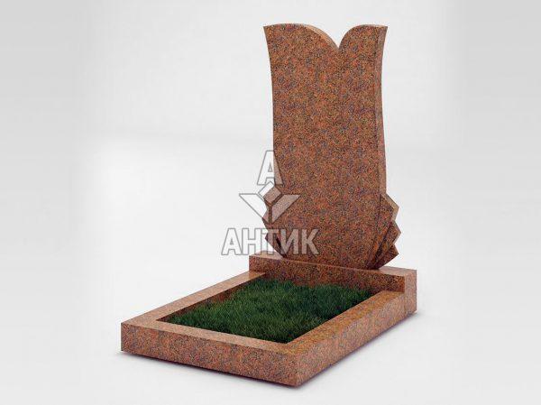 Памятник PAODIGR-055-13 Новоданиловский гранит фото