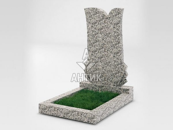 Памятник PAODIGR-055-15 Покостовский гранит фото