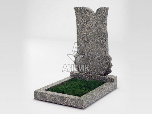 Памятник PAODIGR-055-19 Танский гранит фото