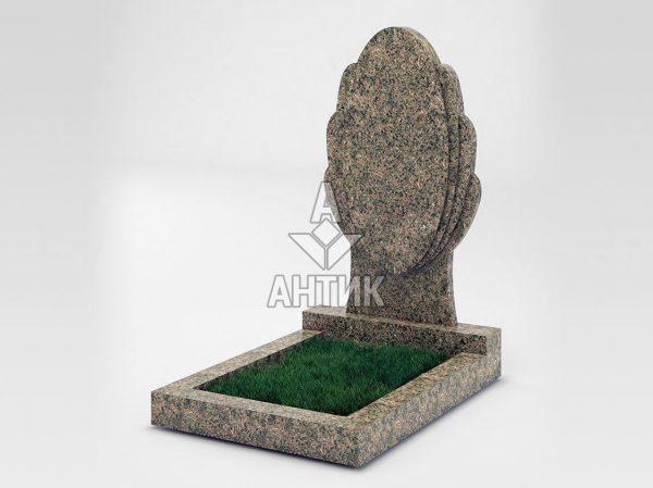 Памятник PAODIGR-056-02 Васильевский гранит фото