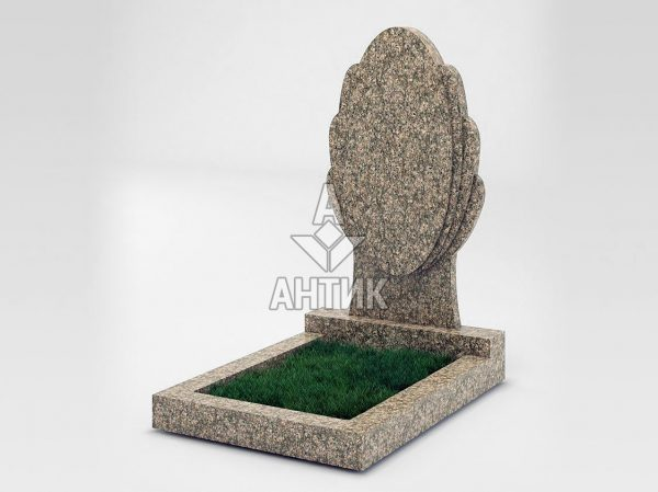 Памятник PAODIGR-056-03 Дидковичский гранит фото