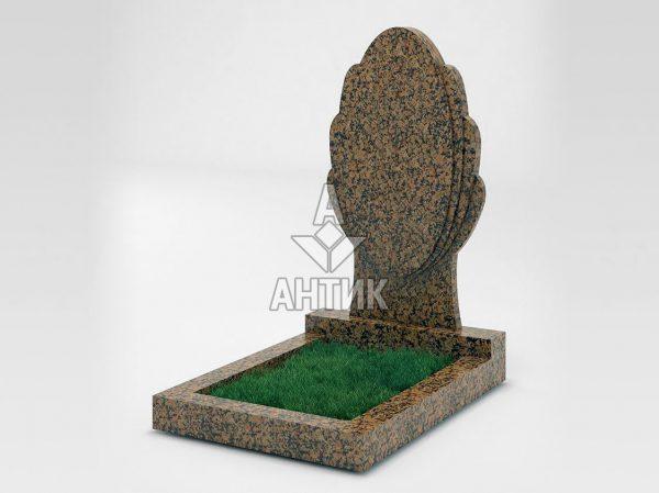 Памятник PAODIGR-056-04 Емельяновский гранит фото