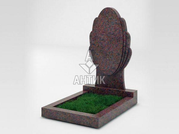 Памятник PAODIGR-056-06 Кишинский гранит фото