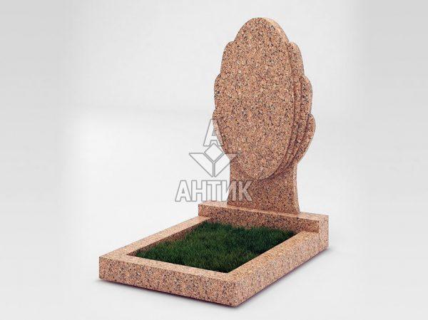 Памятник PAODIGR-056-12 Межиричский гранит фото