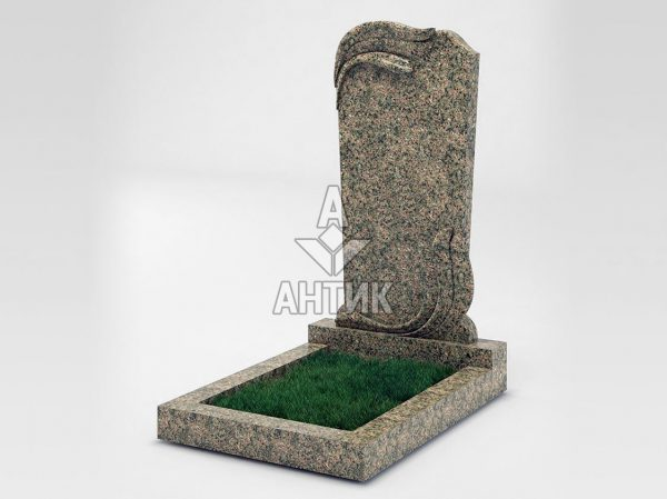 Памятник PAODIGR-057-02 Васильевский гранит фото