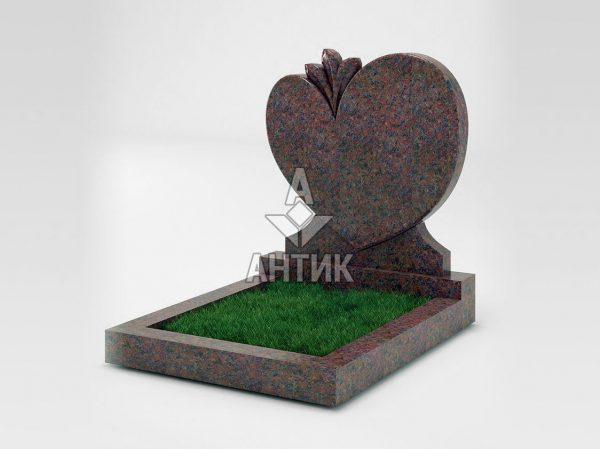 Памятник PAODIGR-058-06 Кишинский гранит фото