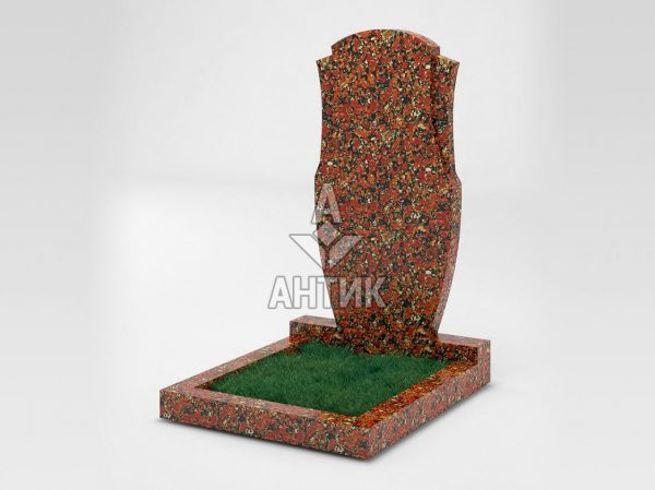 Памятник PAODIGR-059-05 Капустинский гранит фото
