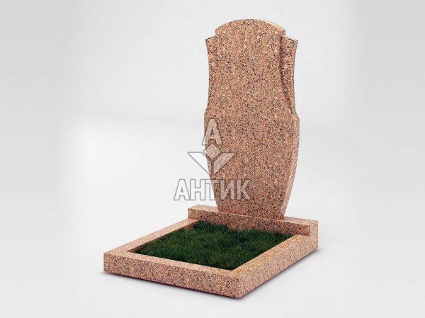 Памятник PAODIGR-059-12 Межиричский гранит фото