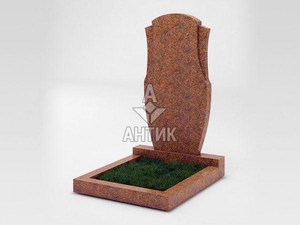 Памятник PAODIGR-059-13 Новоданиловский гранит фото