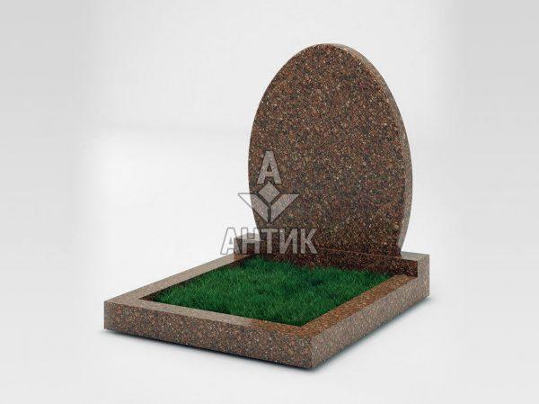 Памятник PAODIGR-060-20 Токовский гранит фото