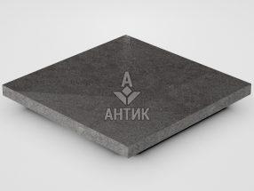 Плитка из Берестовецкого базальта 300x300x20 полированная фото