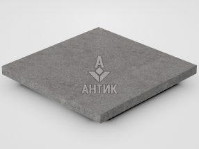 Плитка из Берестовецкого базальта 300x300x20 термообработанная фото